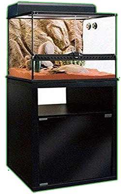 terrario para iguana - Exo Terra Terrarium Cabinet